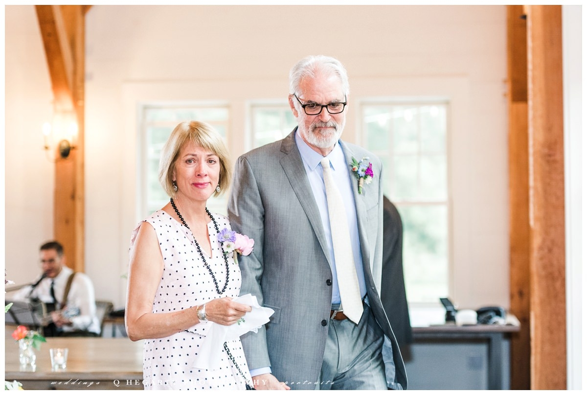 The Thompson Inn & Cyderhouse wedding Durham NH Q Hegarty Photography
