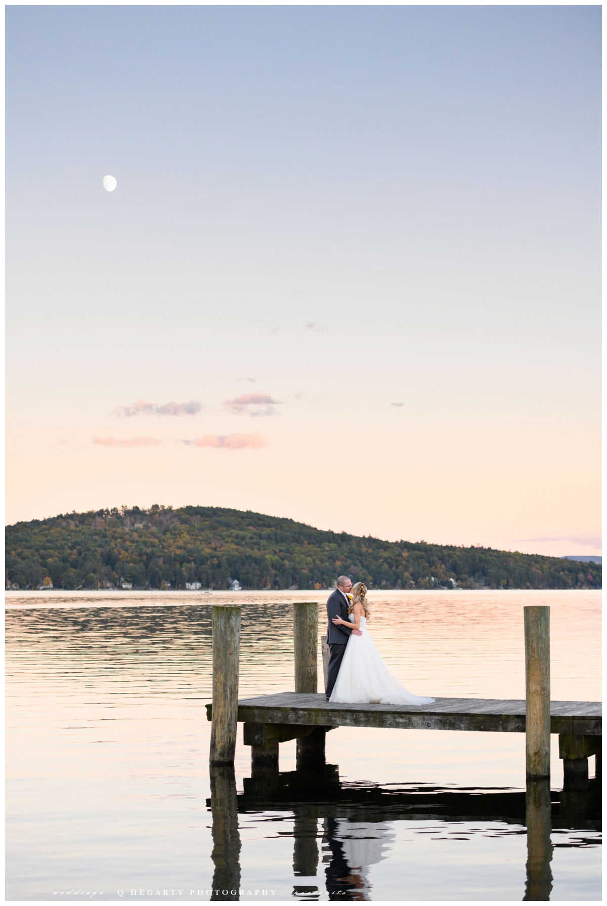 lake Winnipesaukee weddings Q Hegarty Photography