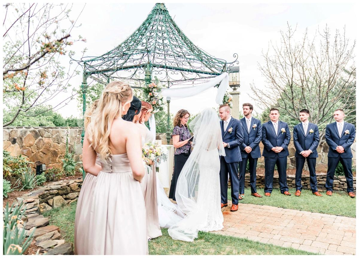 Wedgewood Granite Rose Wedding photographer Hampstead, NH Q Hegarty Photography